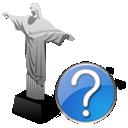 cristoredentor, help icon