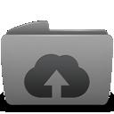 upload, folder, web icon