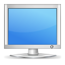 computer, monitor, display icon