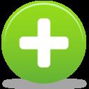add,green,plus icon