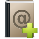 Address book new icon