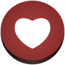 Misc Favorite Heart icon