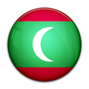 flag,maldives,country icon