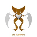 rock, kabutops, pokemon, kanto icon