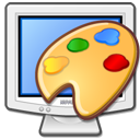 looknfeel, colors icon