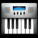 Audio, Midi, Setup icon