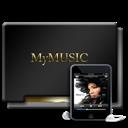 Gold, Mymusic icon