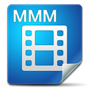 Filetype, , Mmm icon