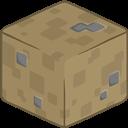3d, Dirt, Minecraft icon