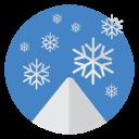 snow flakes icon