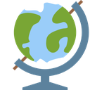 planet, location, map, globe, navigation, earth, global icon