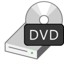 Windows10 DVD Drive icon