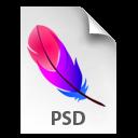 PhotoshopCS3doc icon