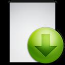 Files Download File icon