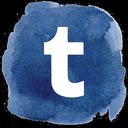 social media, social, blog, tumblr icon