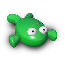 frog, mac icon