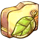 folder,ele,forest icon