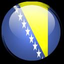 flag, bosnia, herzegovina, country, and icon
