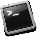 terminal, command line icon