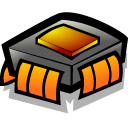 mem, ram, memory icon