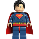 Lego, Superman icon