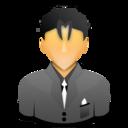 Executive, Person icon
