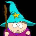 cartman,gandalf,zoomed icon