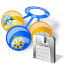 save, rattle icon