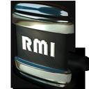 file, rmi icon