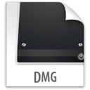 file, dmg, z icon