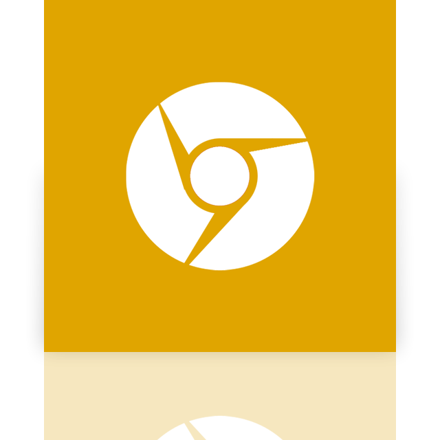 canary, google, alt, mirror icon