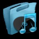 folder,music icon