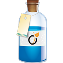 Bottle, Viadeo icon