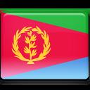 flag, eritrea, country icon