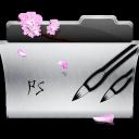 Folder Photoshop icon