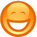 emot, lol, happy icon