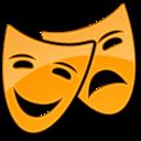 theater,yellow icon