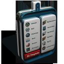 start, menu icon