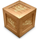 bomb, crate, gas icon