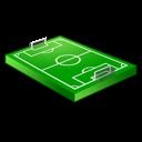 track, field, football, soccer icon