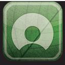netlog, green, eco icon