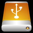 Device External Drive USB icon