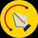pen, tool, tools, gear, edit icon