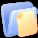 folder,file,paper icon