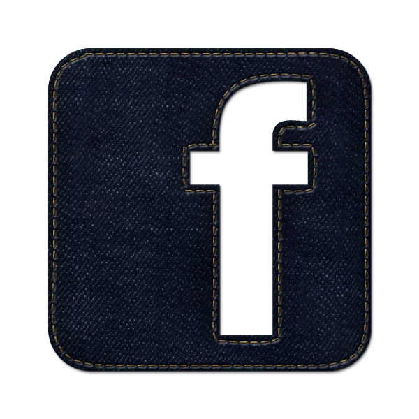 social network, denim, jean, sn, facebook, social, square, logo icon