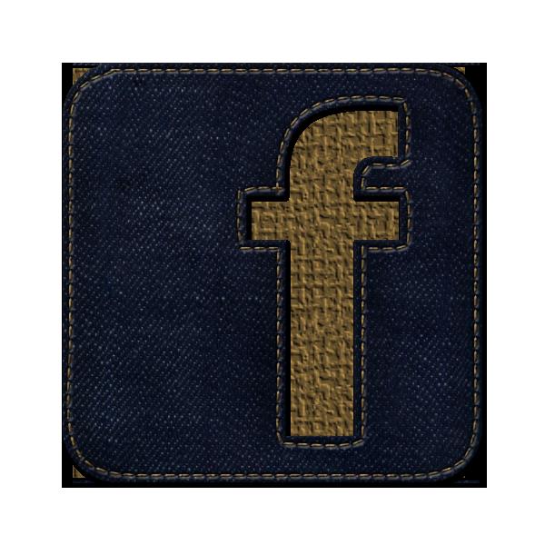 social network, denim, jean, sn, facebook, social, square, logo icon