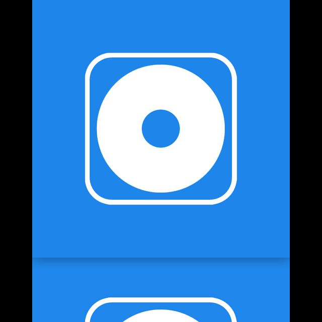 program, mirror icon