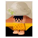 Caveman, Rock icon