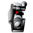 film, 16mm, camera icon