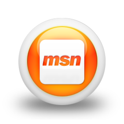 msn, square, logo icon